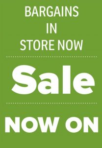 Summer Sale @ Codsall and Wergs Garden Centre